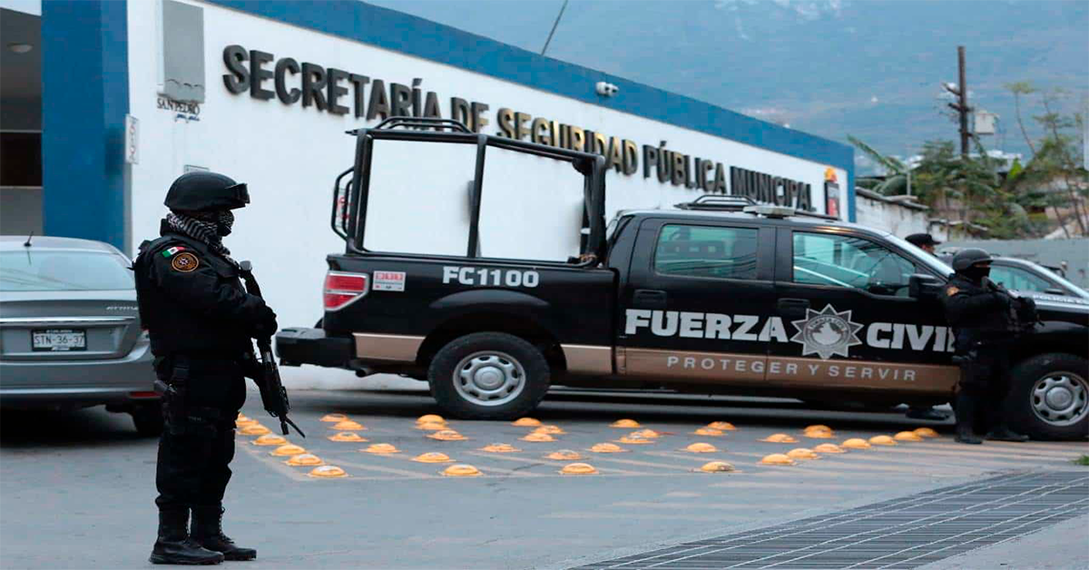 Capturan a director de policía de San Pedro