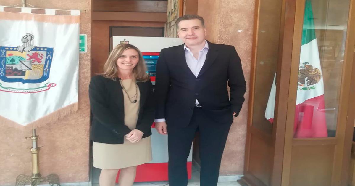 Embajador de Argentina alista visita a NL
