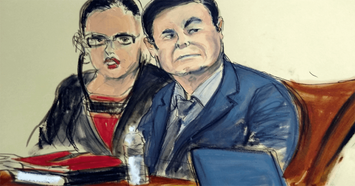 Jurado inicia segundo día de deliberaciones en juicio a 'El Chapo'