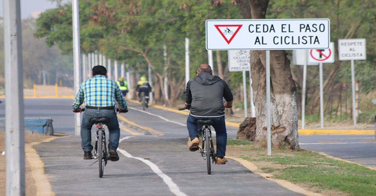 Abre Escobedo; Ciclovía Las Torres-Metro Sendero