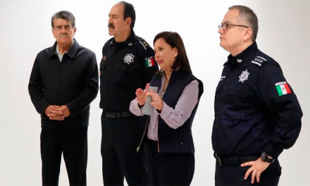 Aumento salarial a policías y tránsitos de Guadalupe
