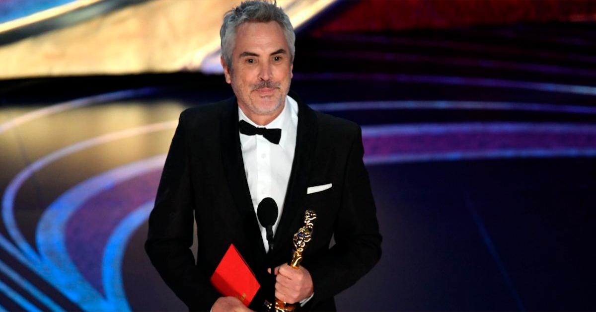 ¡Viva México Cuarones! Roma con tres Óscar