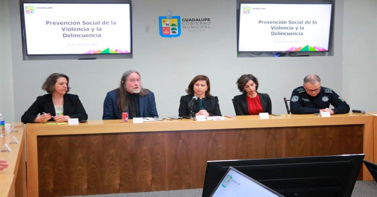 Enfoca Guadalupe acciones contra la violencia