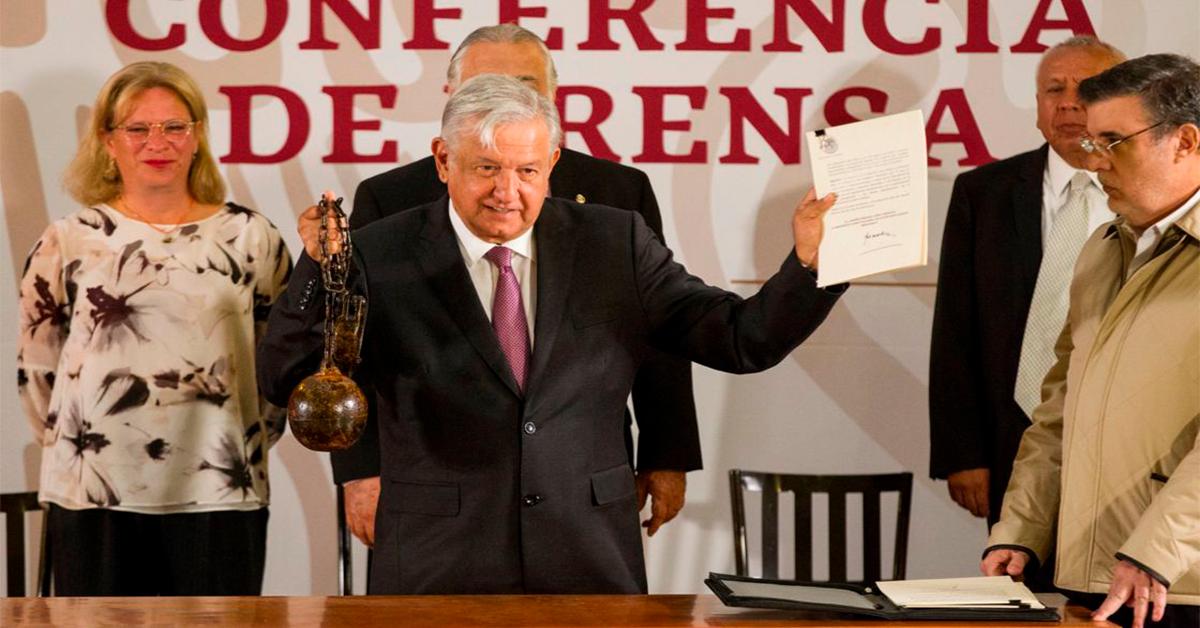 AMLO cierra prisión de Islas Marías; será centro cultural