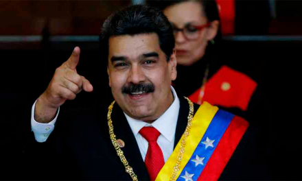 Maduro insiste en que no hay crisis humanitaria en Venezuela