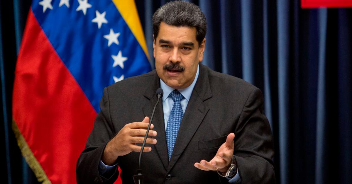 Nicolás Maduro anuncia cierre de la frontera con Brasil