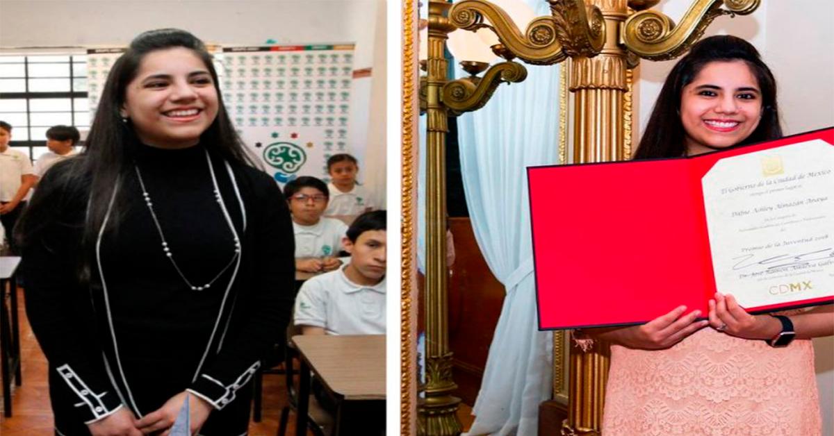 Una mexicana se convirtió en la estudiante más joven admitida en Harvard en 100 años
