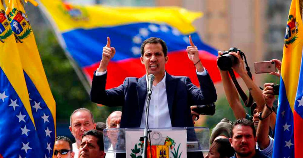 Europa lo reconoce como presidente: Guaidó suma más apoyo internacional