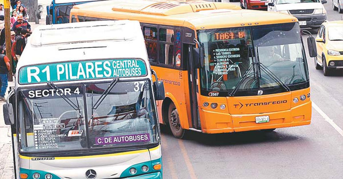 Ante alza al transporte, diputada pide quitar concesiones a transportistas