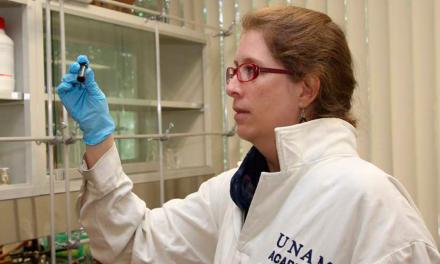 Ana Sofía Varela, la científica de la UNAM, una de las 15 promesas del mundo: Unesco