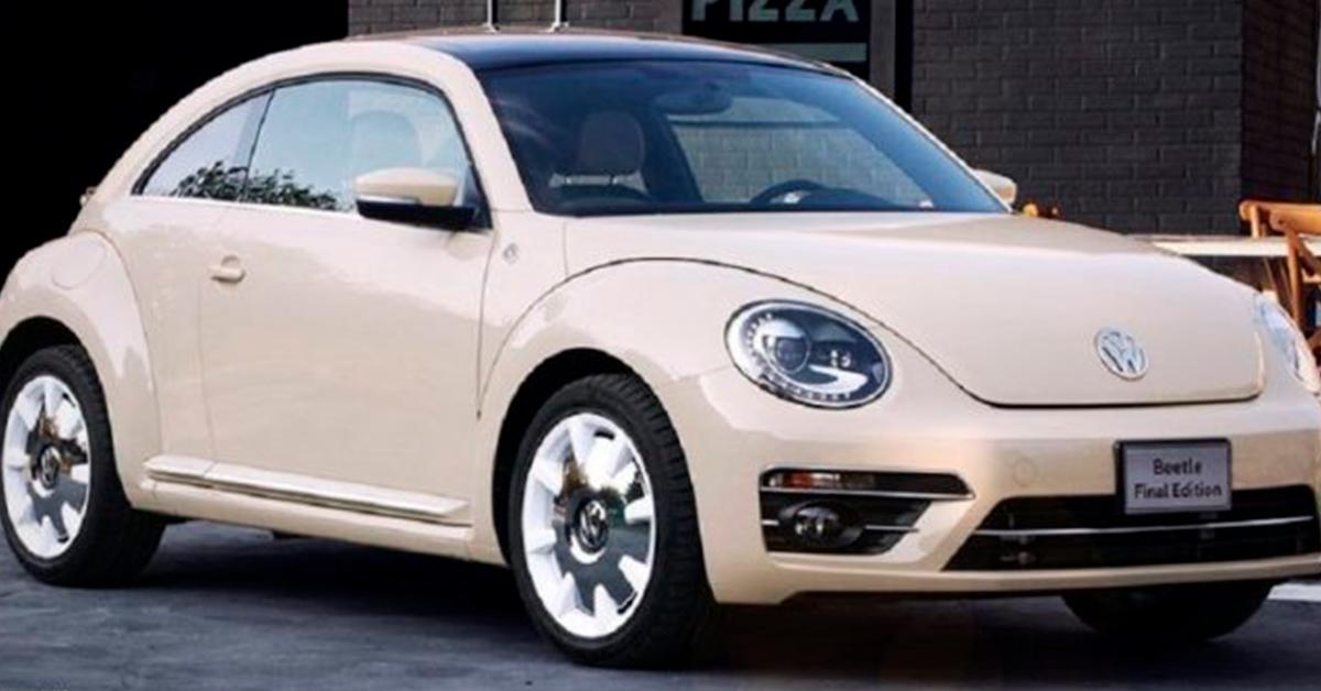"""Dice VW adiós al heredero del """"Vocho"""", el Beetle"""