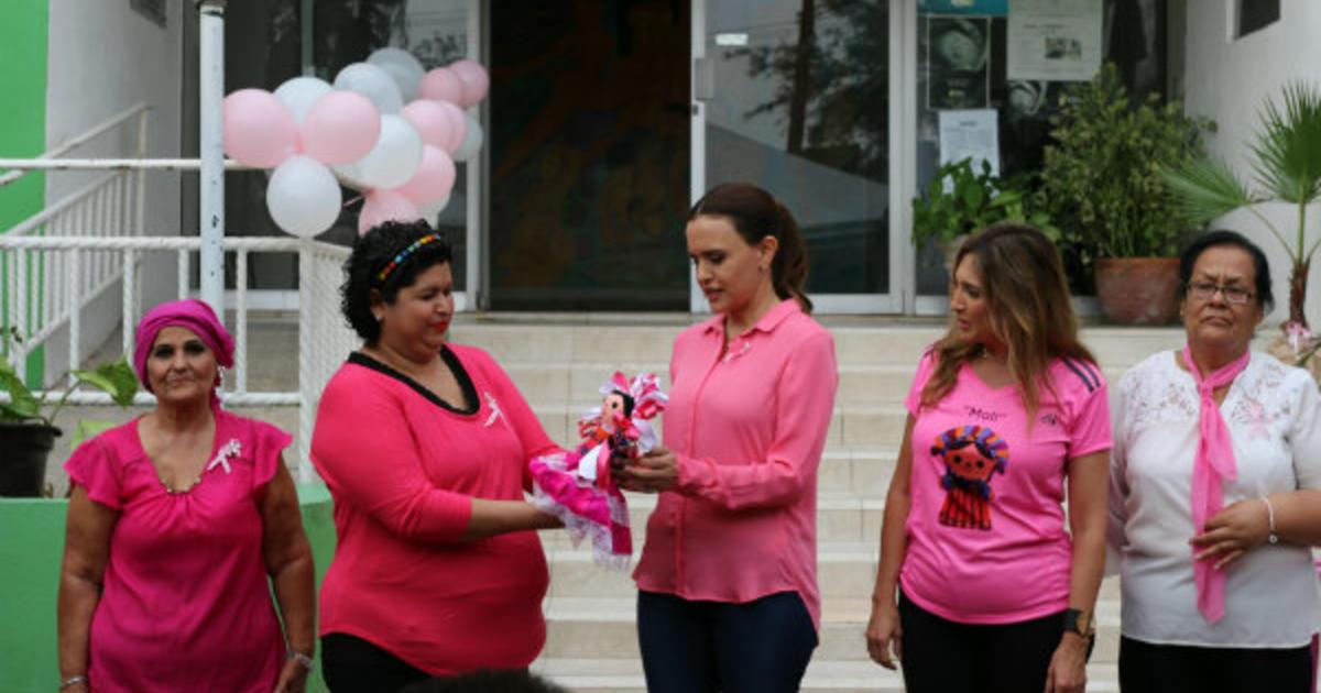 Mujeres de Escobedo se activan en prevención contra el cáncer