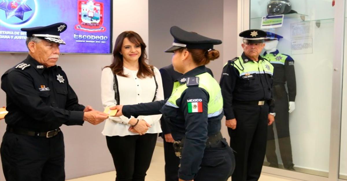 Evalúa España modelo de seguridad del Municipio de Escobedo