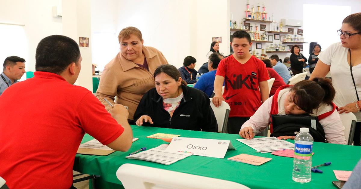 """Realiza Guadalupe primer """"Feria del Empleo Incluyente"""""""