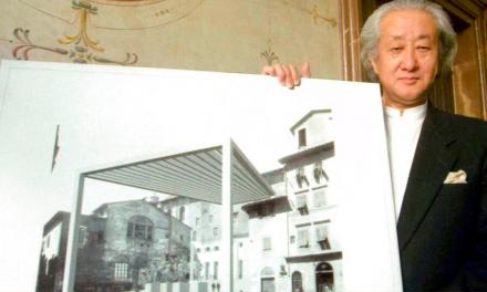 Gana japonés Nobel de arquitectura