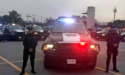 Refuerza Guadalupe vigilancia con nuevas patrullas