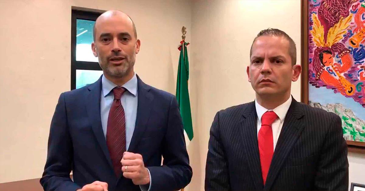 Propone Alcalde de San Pedro a Gerardo Escamilla como titular de la SSP