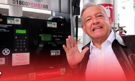 Haremos nuestra propia red de gasolineras: AMLO