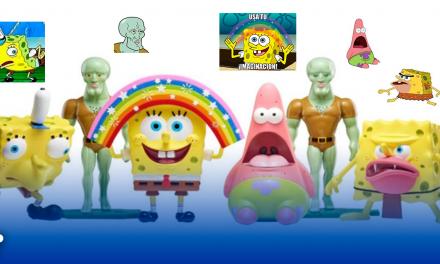 """Nickelodeon nueva estrategia de publicidad basada en """"memes"""" de bob esponja"""