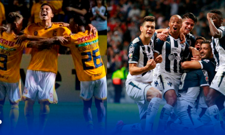 Tigres vs Rayados final histórica