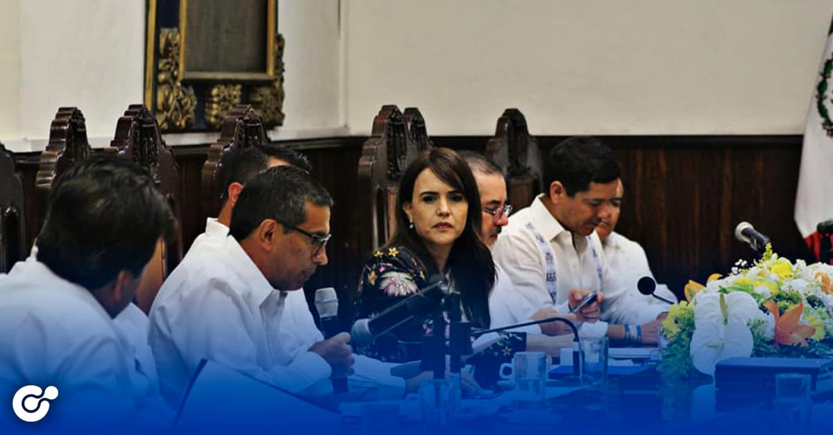 Expone Clara Luz modelo de Seguridad en Yucatán