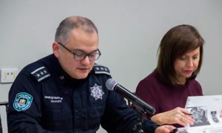 Presenta Guadalupe informe de Seguridad