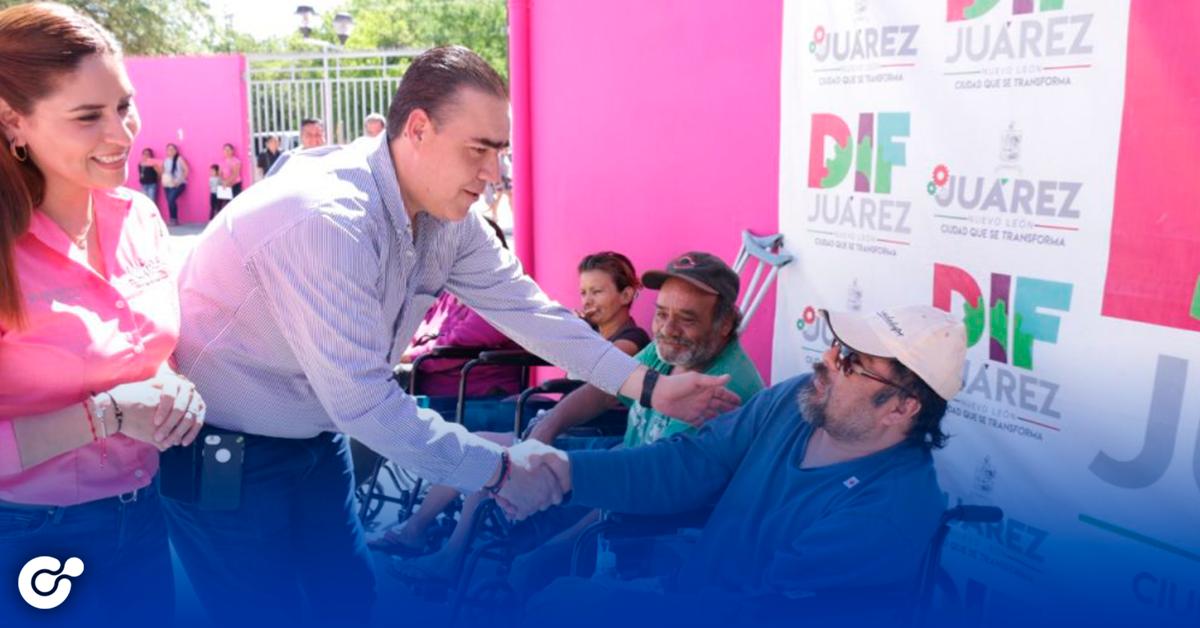 Apoya Juárez a personas con capacidades diferentes