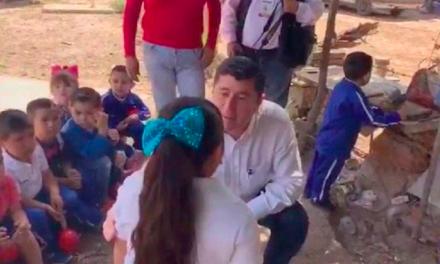 "Tiene obesidad espantosa, horrible: alcalde sinaloense ""bullea"" a niña"