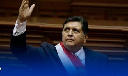 Ex presidente de Perú se da un tiro cuando iba a ser detenido por caso Odebrecht