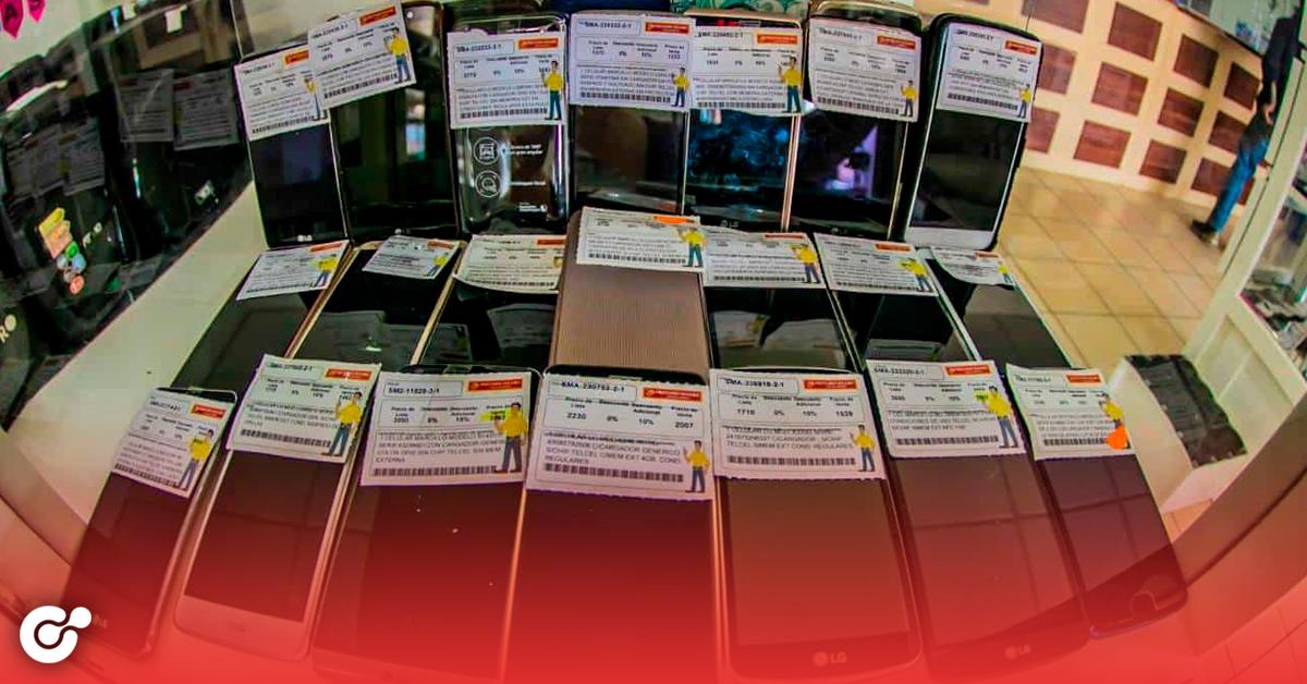 Para los ladrones empeñar un celular ya no tendrá valor en las casas de empeño