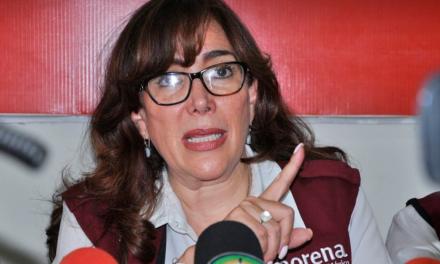 """Guerra interna en MORENA: """"El peligro para México es Yeidkol"""""""
