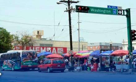 Quitan puestos ambulantes del centro de Monterrey