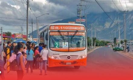 Transportistas recortarán horario de servicio