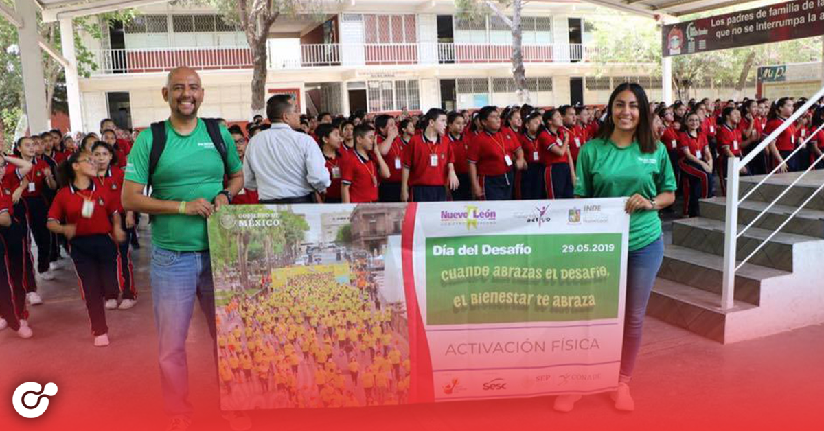 """Se activa Santa Catarina en """"Desafío 2019"""""""