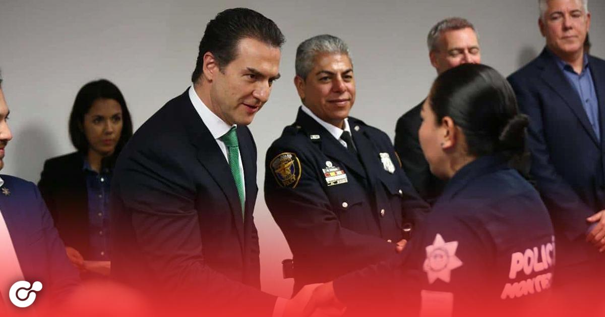 Aumentará Monterrey sueldo a policías