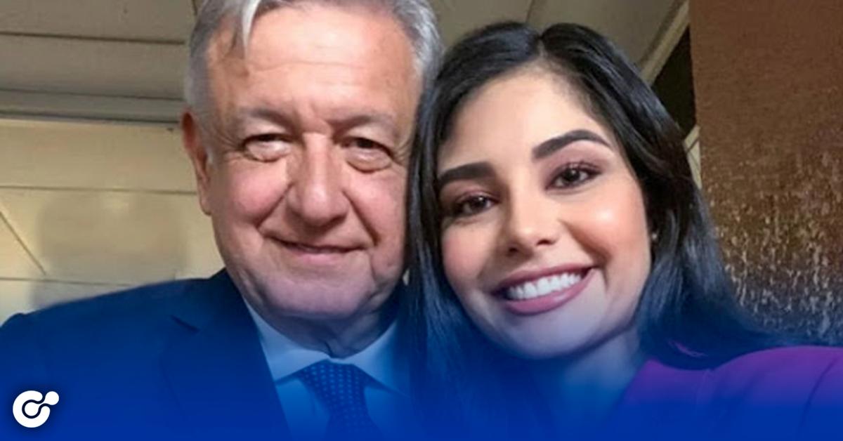 Beatriz Gutiérrez protagoniza escena de celos separa a diputada de AMLO