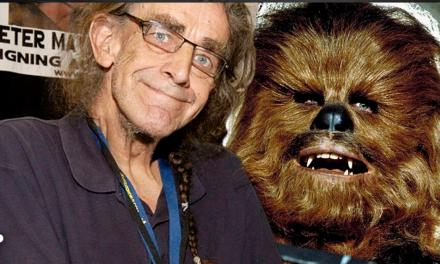 Hasta siempre, 'Chewie'; muere actor que dio vida a 'Chewbacca'