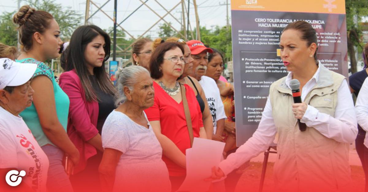 Guadalupe cero tolerancia a la violencia contra mujeres y niñas