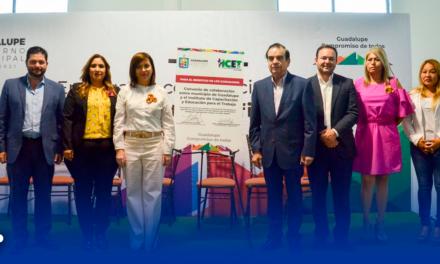 Extenderá Guadalupe Escuela de Artes y Oficios, además de microcréditos