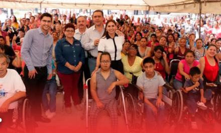 Inaugura Juárez Centro de Rehabilitación