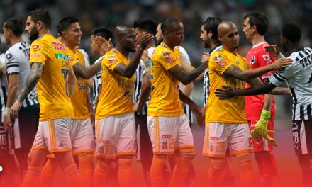 Rayados toma ventaja en la ida de la semifinal
