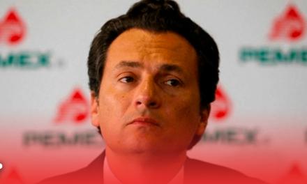 Giran orden de aprehensión contra Emilio Lozoya, exdirector de Pemex