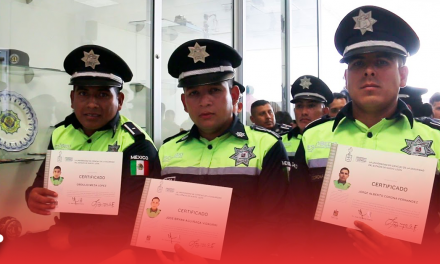 GRADÚA ESCOBEDO A POLICÍAS; BUSCAN RECLUTAR A CIUDADANOS QUE DESEEN BRINDAR SEGURIDAD A LAS FAMILIA