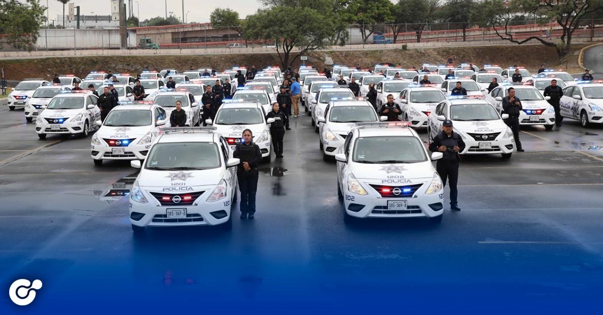Estrena San Nicolás 60 patrullas nuevas