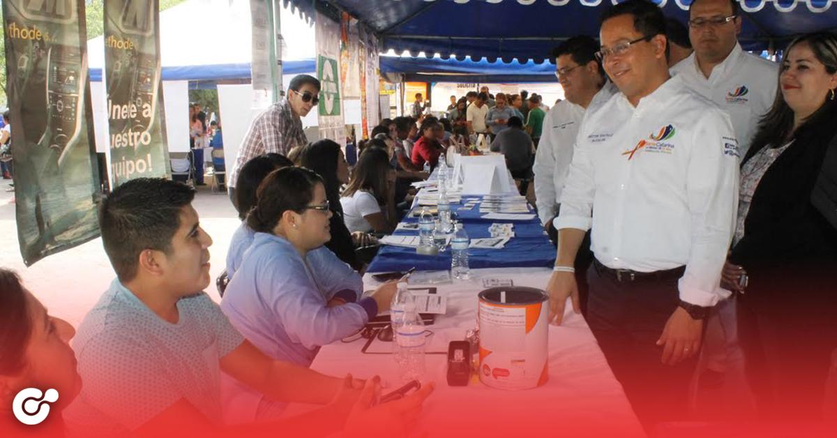Feria del Empleo en Santa Catarina