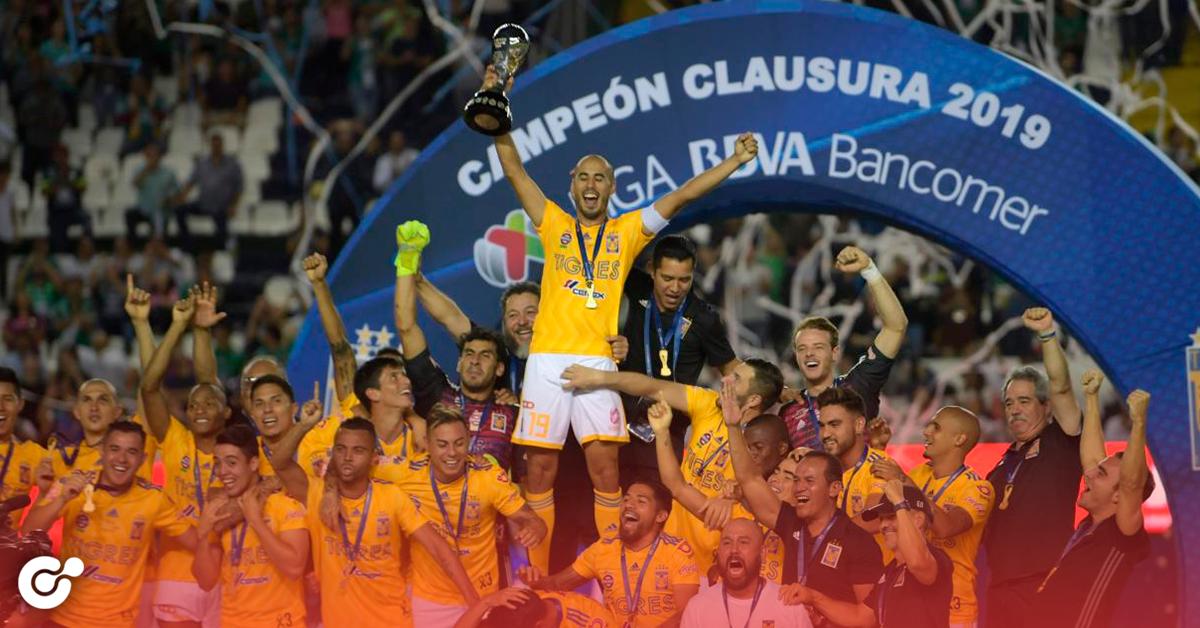 Tigres el equipo de la década de Nuevo León
