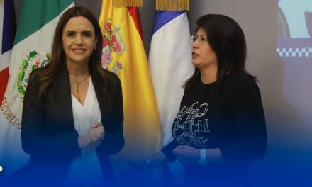 PROPONE CLARA LUZ APLICACIÓN DE RECURSOS PARA CAPACITACIÓN DE POLICÍAS EN TODO EL PAÍS