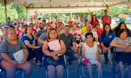 Atenderá Fomerrey a familias del municipio de Guadalupe
