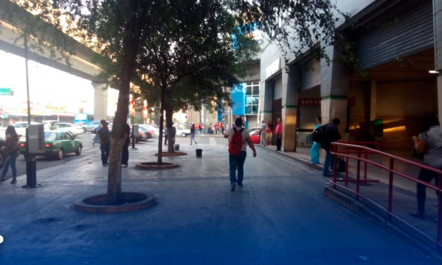 "Monterrey mejora flujo peatonal e imagen con ""la purga"" operativos de comercio"