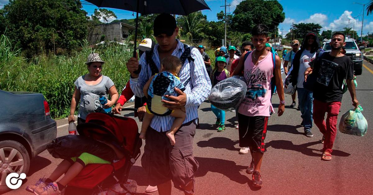 Nuevo León envía a migrantes a sus países de origen